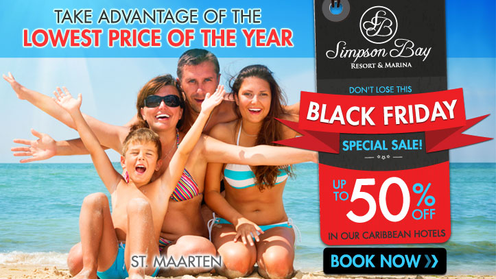 Summer Sale - The Villas at Simpson Bay Resort & Marina