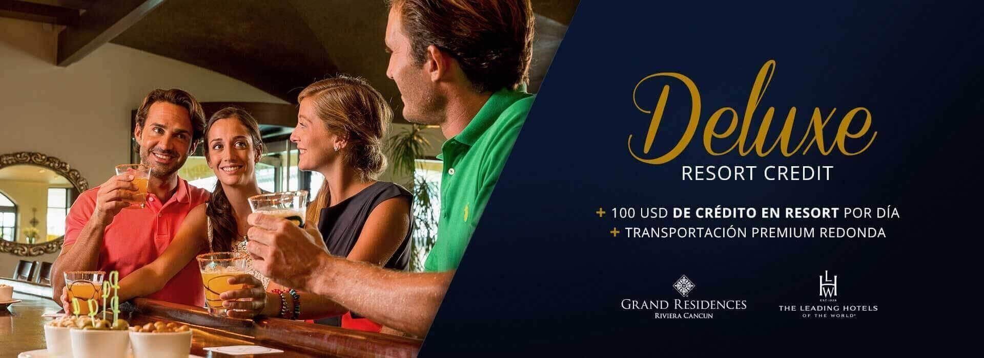 Oferta en Resort de Cancún