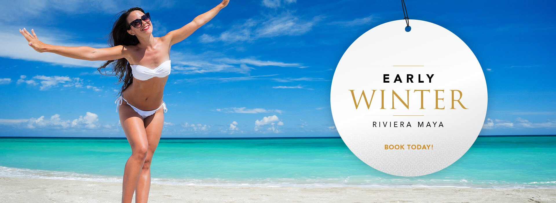 Winter Vacations in Riviera Maya
