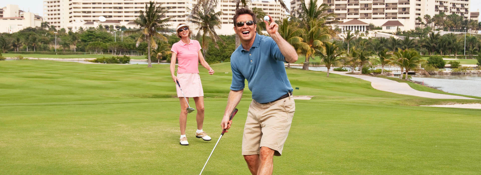 Cancun best golf courses for couples