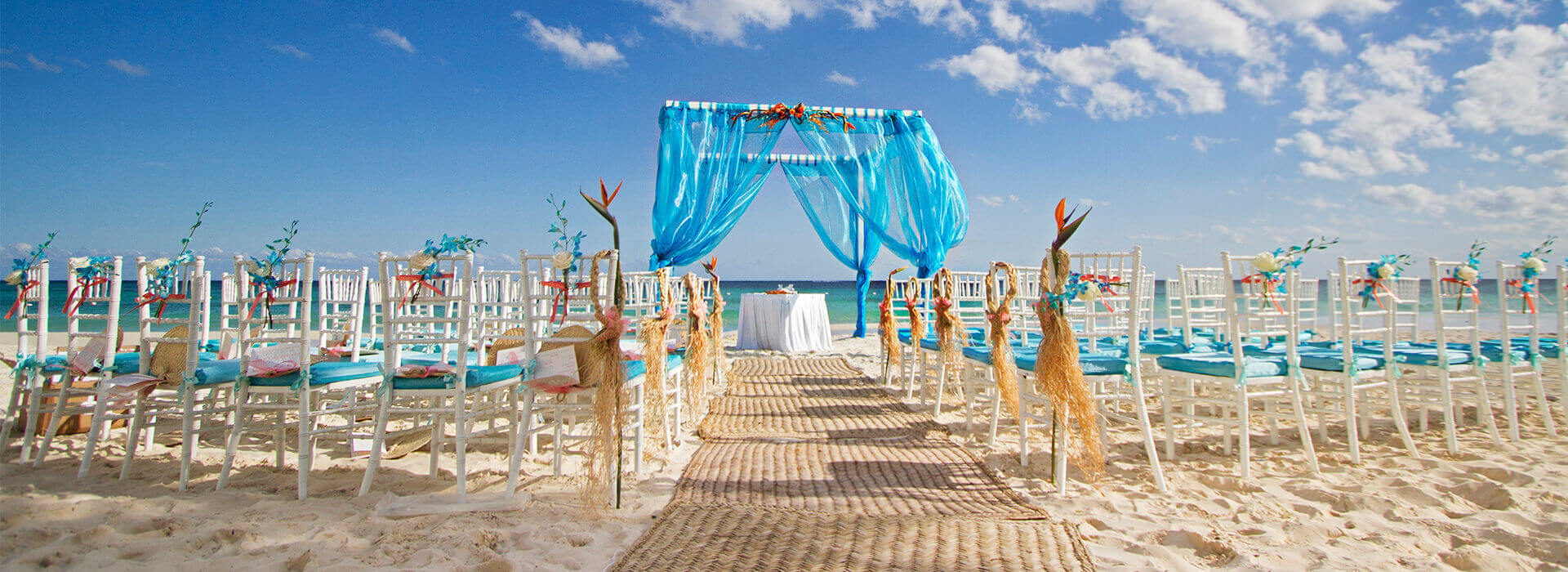 wedding full services in Cancun resorts