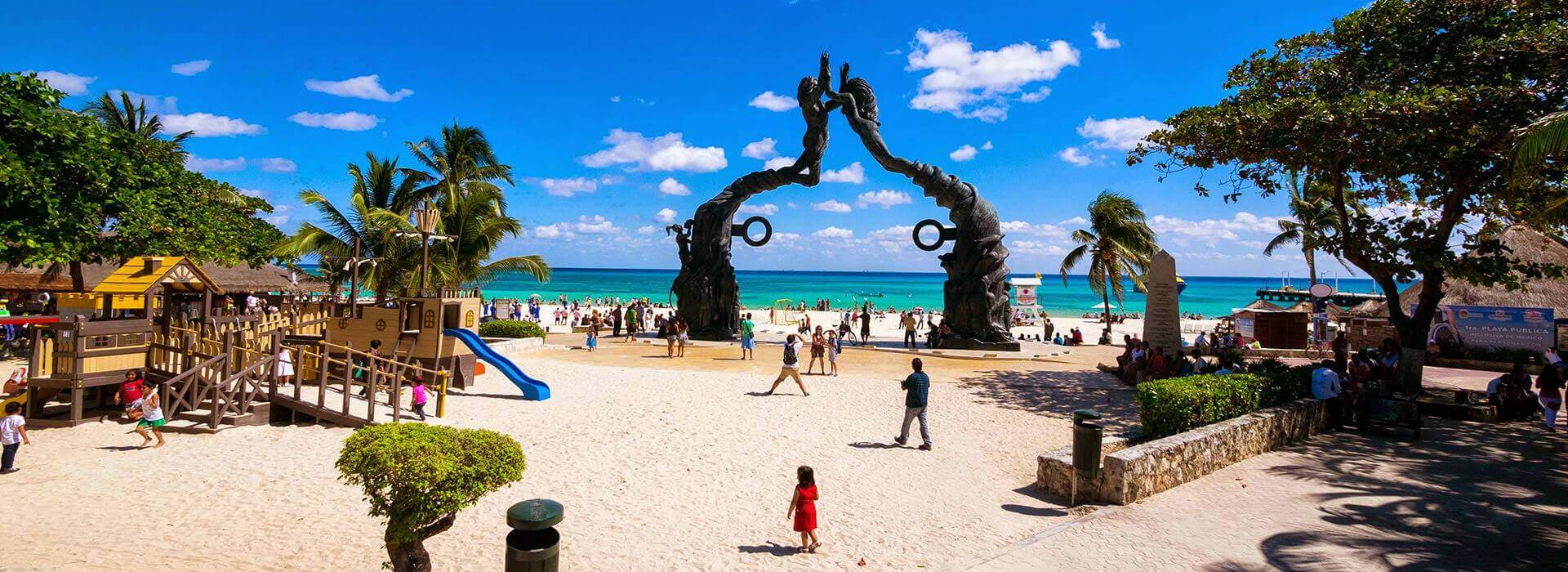 Resorts in Playa del Carmen for family vacations