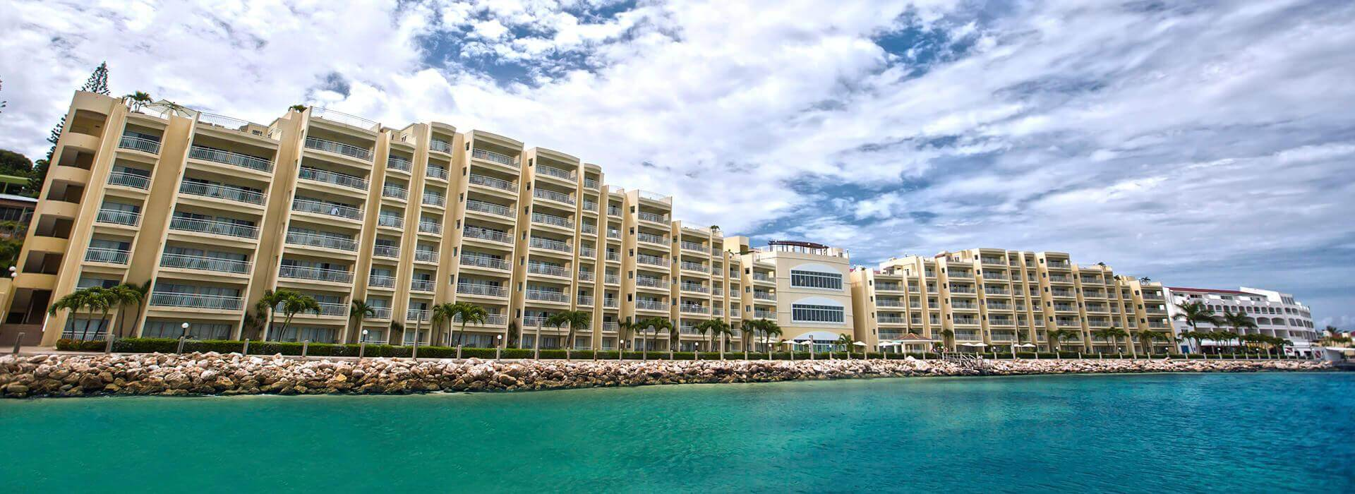 The villas at simpson bay resort & marina in st maarten