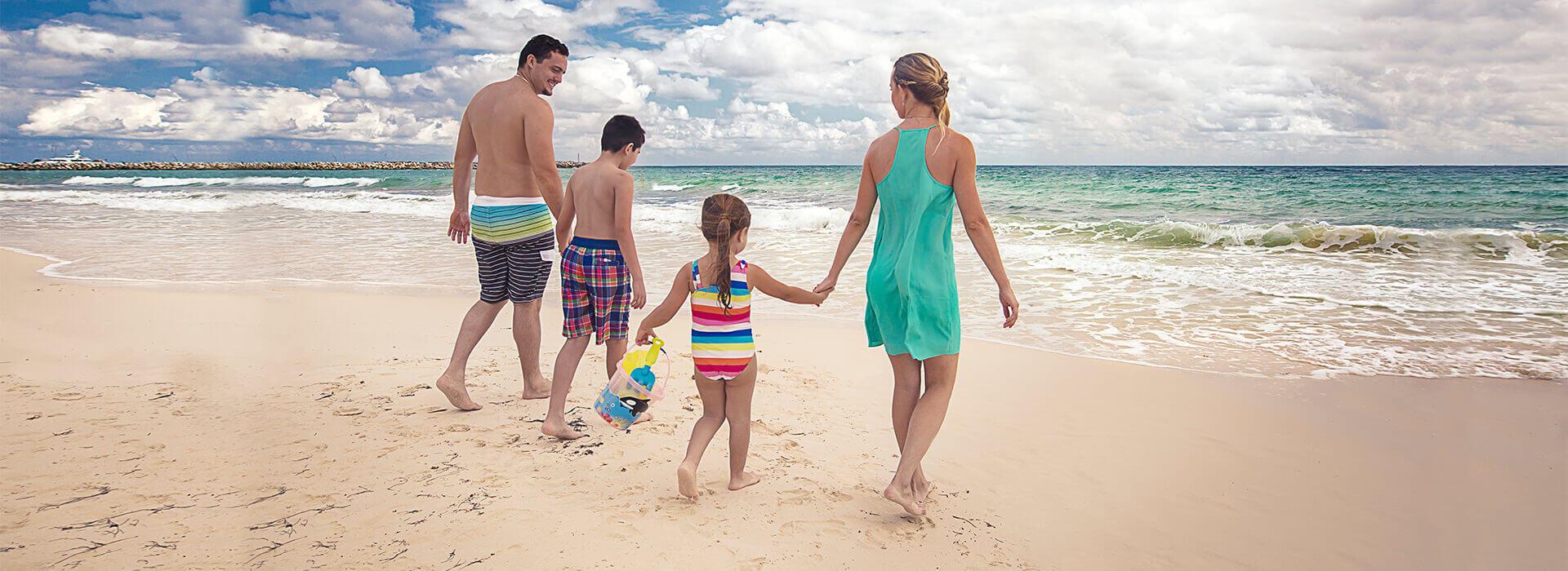 El mejor hotel en la Riviera Maya para familias
