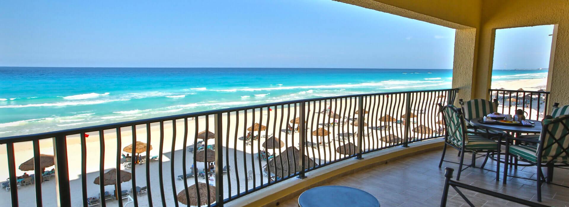 resort todo incluido en cancun frente al mar