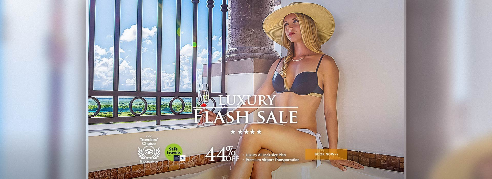 Flash Sale Riviera Maya Resort