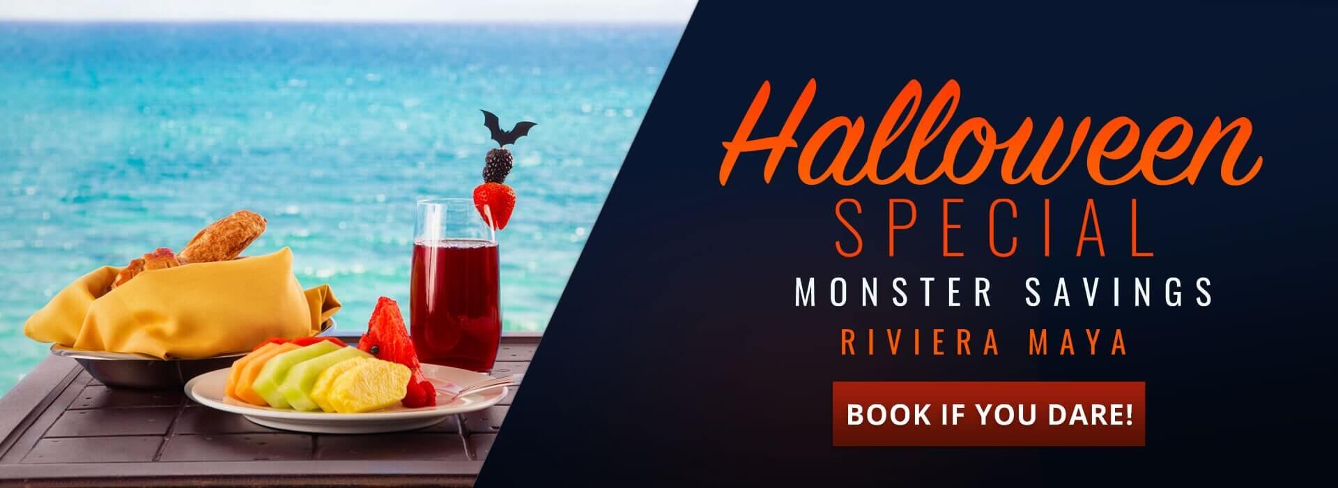 Halloween Deal in Riviera Maya!