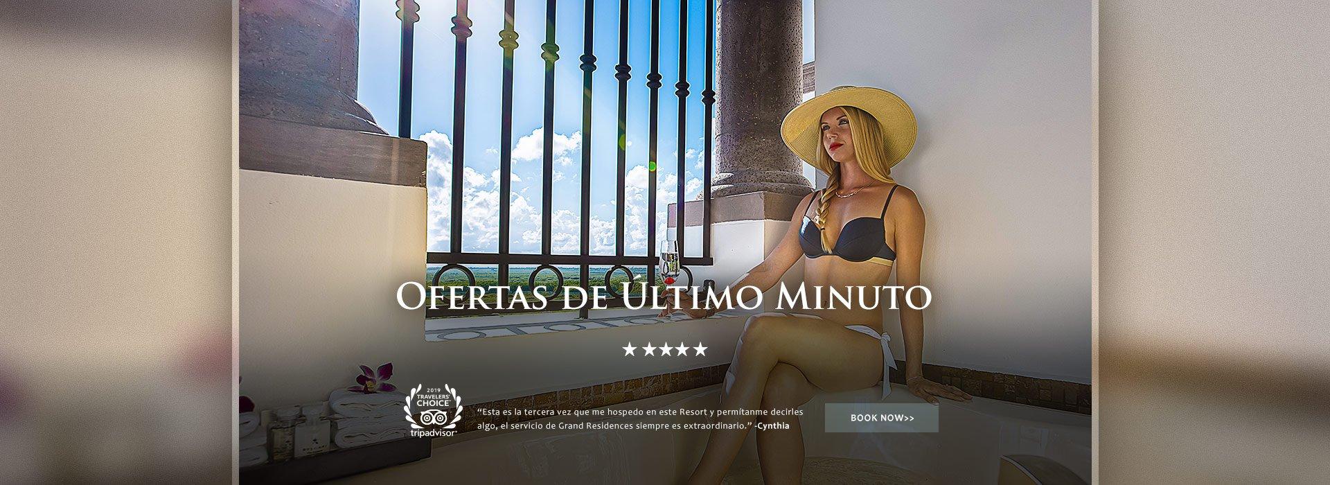 Oferta Especial de Hotel de Playa