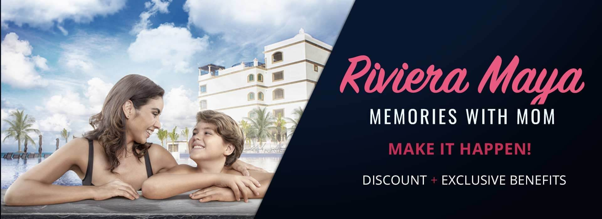 Mother´s Day Riviera Maya