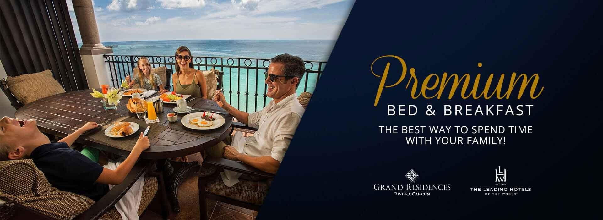 Grand residences bed and breakfast