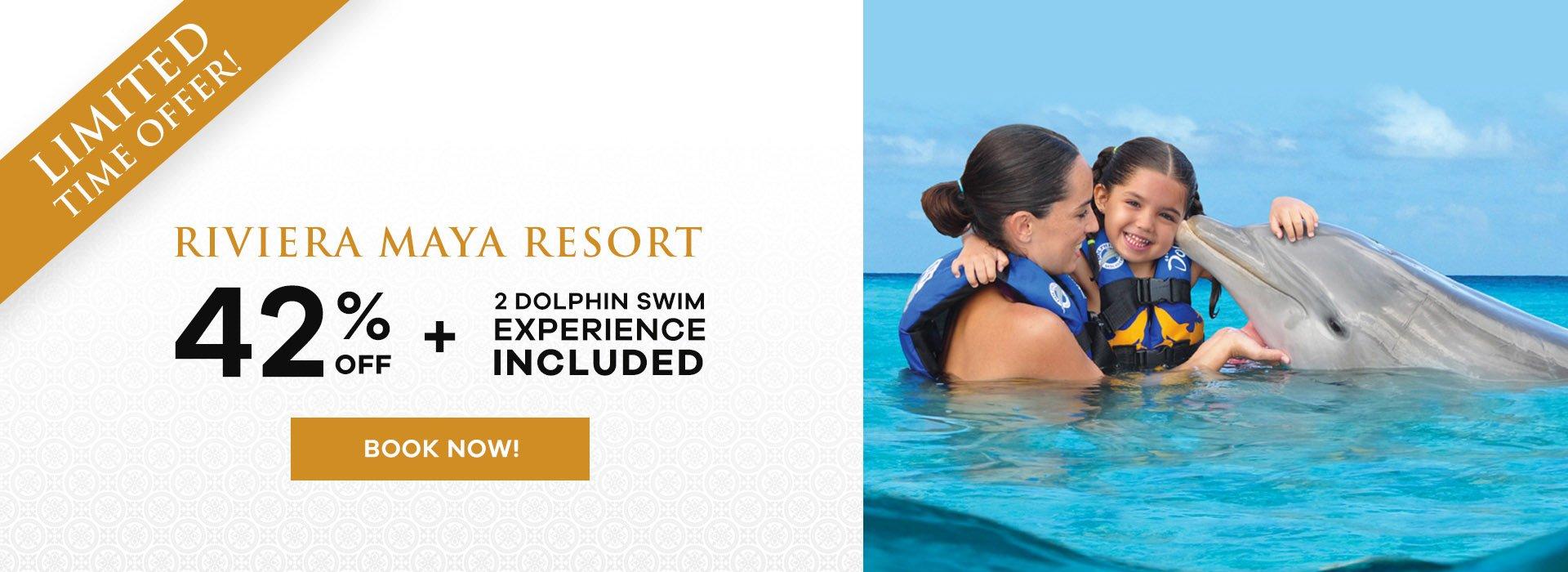 Riviera Maya Vacation Special Offer