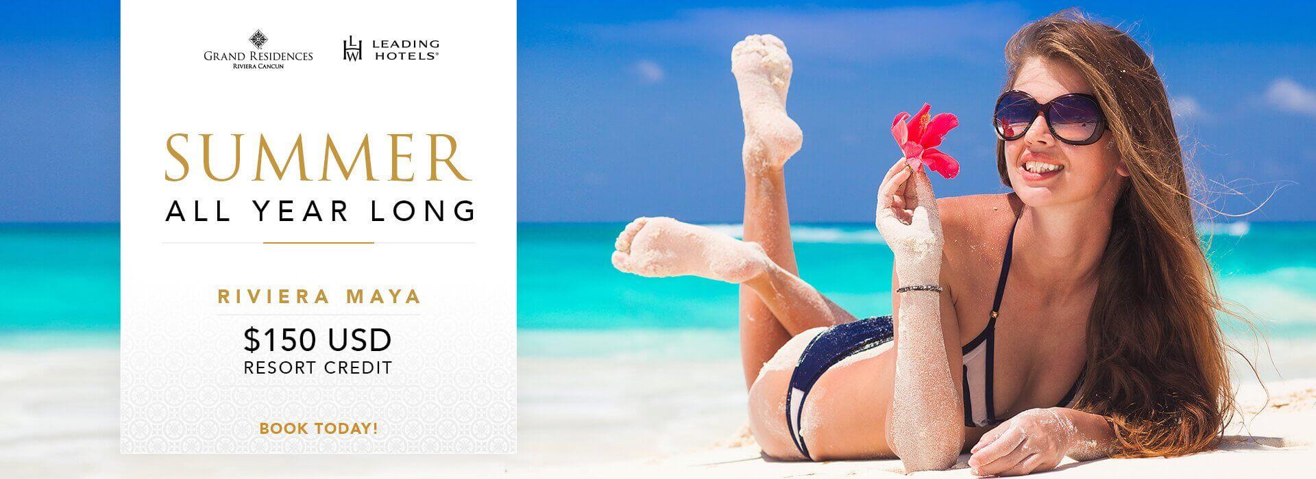 Summer Special Riviera Maya
