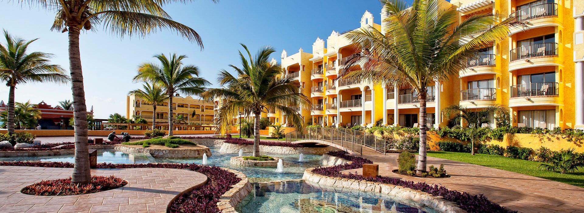 The Royal Haciendas all inclusive Resort in Playa del Carmen