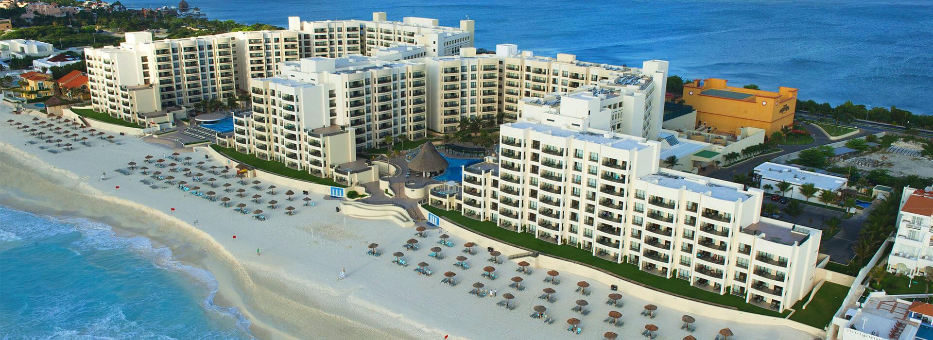 5 star resorts in Cancun