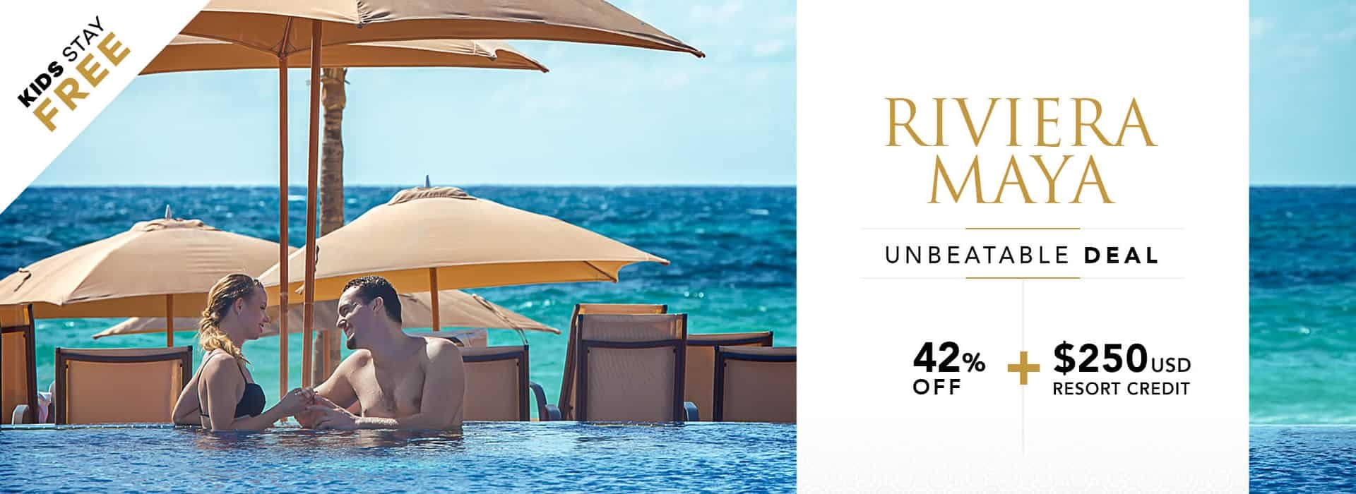 Unbeatable Deal: Riviera Maya