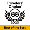 Travelers choice Best of the Best