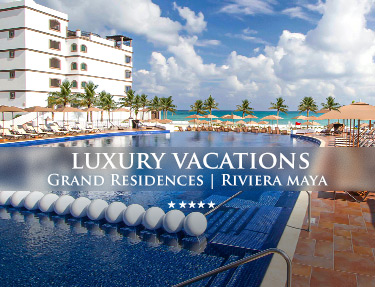 RIVIERA MAYA LUXURY VACATIONS