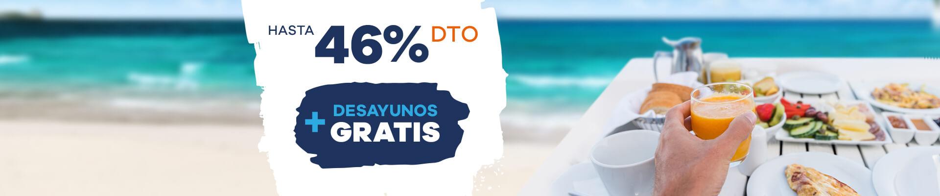 DESAYUNOS GRATIS