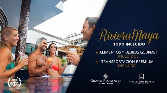 Resort todo incluido Riviera Maya