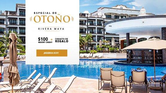 Oferta de Vacaciones a Riviera Maya