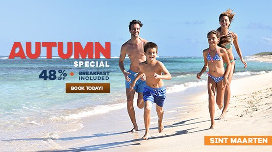 St. Maarten Vacation Special Offer