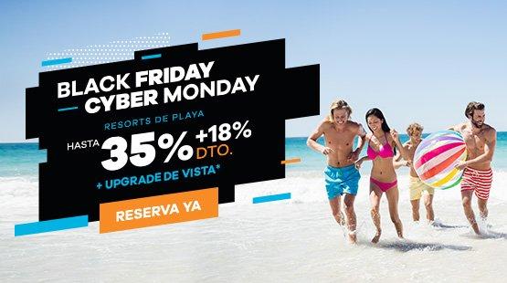 Oferta de Gran Fin para Vacaciones en Cancún