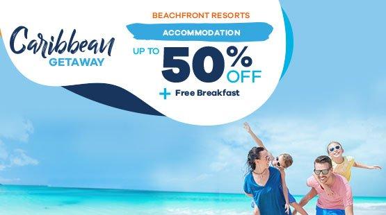 Caribbean Getaway - Family vacations