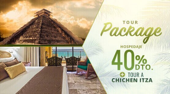 Estancia + Tour a Chichen Itza