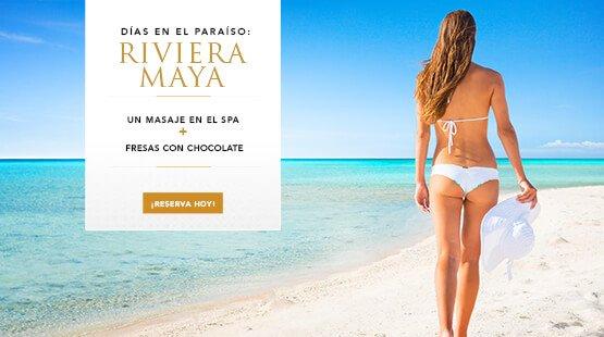 Especial de Vacaciones en Riviera Maya