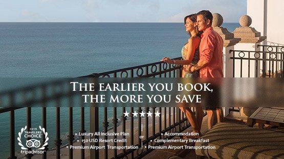 Early Booking Promo Riviera Maya