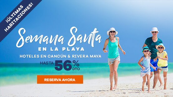 Semana Santa en Resorts de Playa