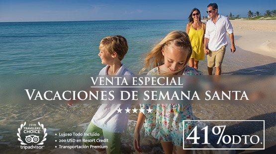Vacaciones de Pascua en la Riviera Maya