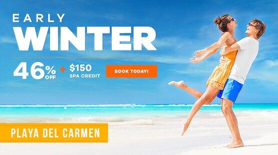 Playa del Carmen Winter Vacations