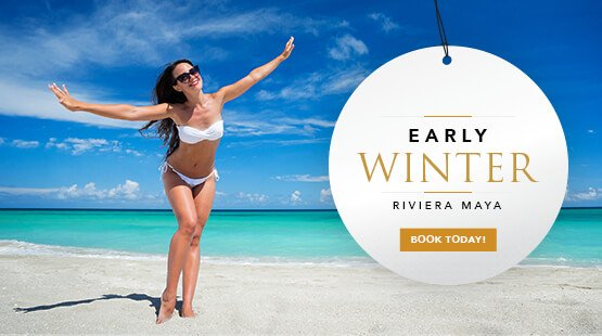 Winter Vacations in Riviera Maya