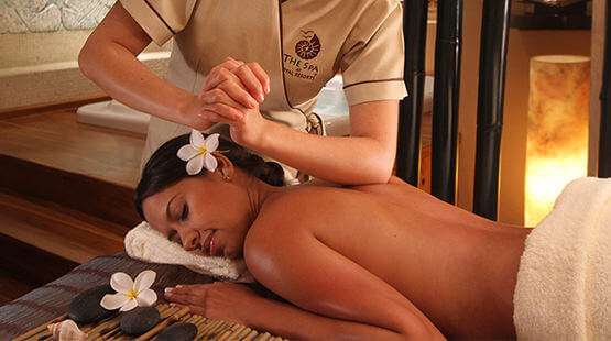professional relaxing massage in Cancun
