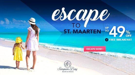 St Maarten Vacations Offer