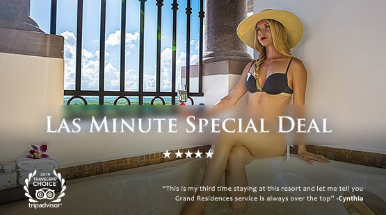 Last Minute Deal Beach Resort