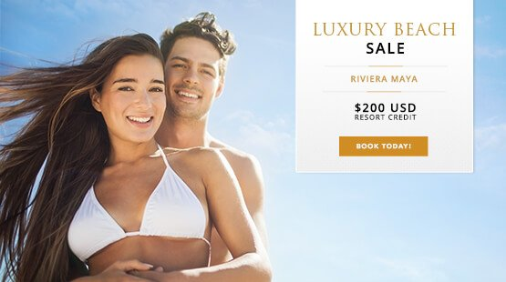 Luxury Vacation Sale in Riviera Maya