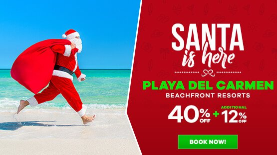 Playa del Carmen Vacation Special Offer