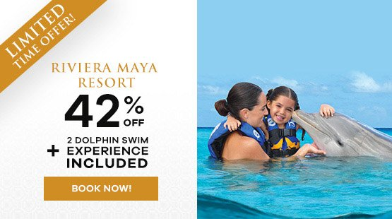 Riviera Maya Vacation Special Offer
