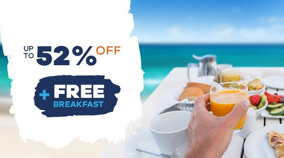 Resort in Cancun with Free Breakfast