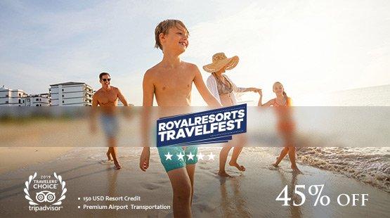 Grand Residences Riviera Cancun resorts
