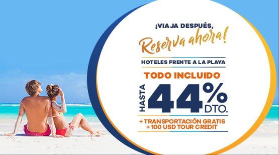 Oferta Flash Hoteles de Playa