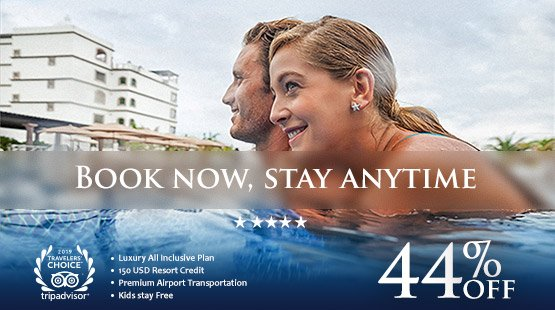 Flash Sale Riviera Maya Resort