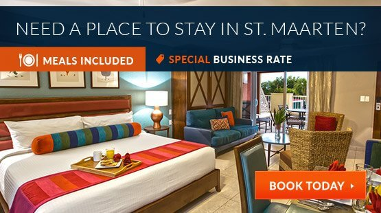 St Maarten Business Rate with Meals