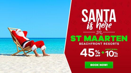 St Maarten Vacation Special Offer