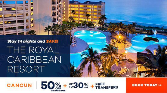 The Royal Caribbean Resort Offer for long stays