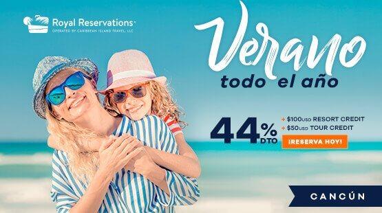 Cancún Oferta de Verano