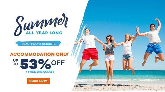 Summer Vacations Offer