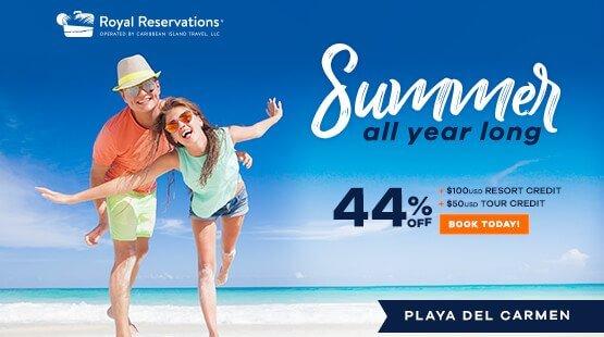 Summer Special Playa del Carmen